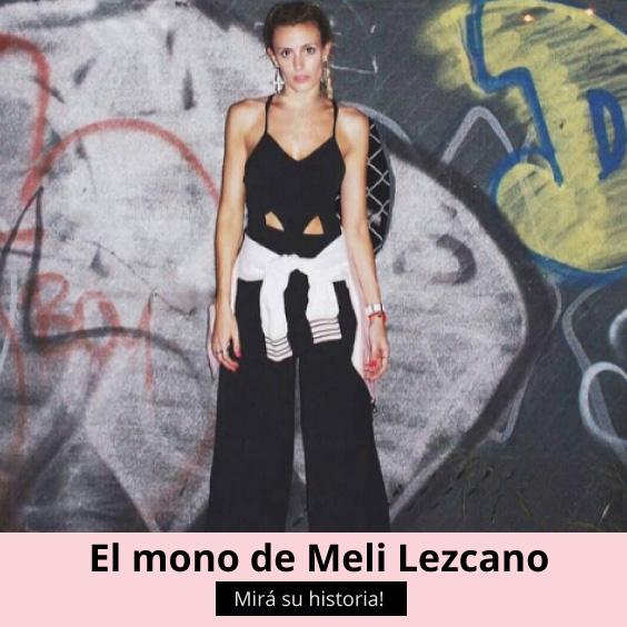 El mono de Meli Lezcano thumbnail