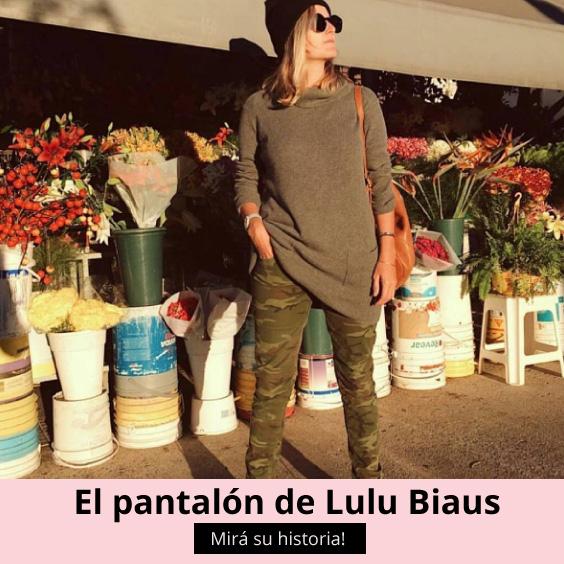 El pantalón militar de Lulu Biaus thumbnail