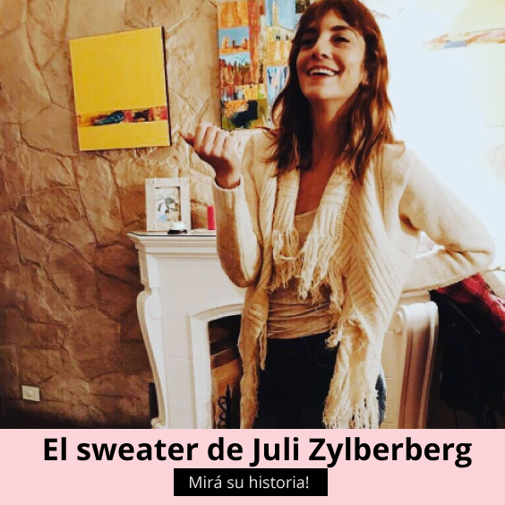 El sweater de Juli Zylberberg thumbnail