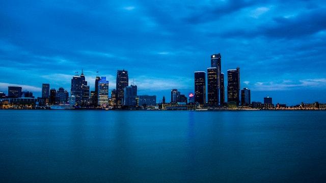 Rental Rates in Detroit