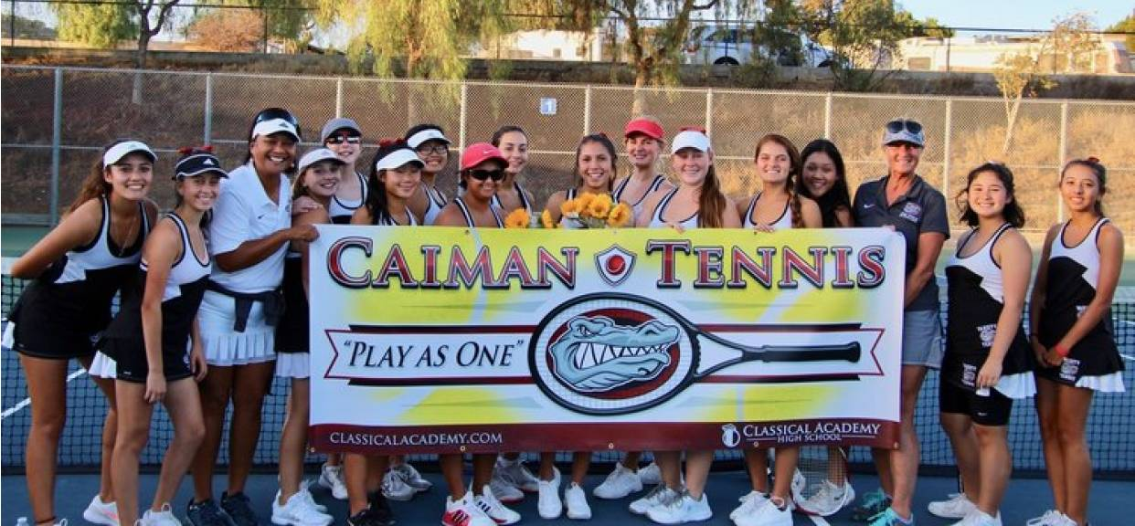 Girl's Tennis 2019 Summer Info