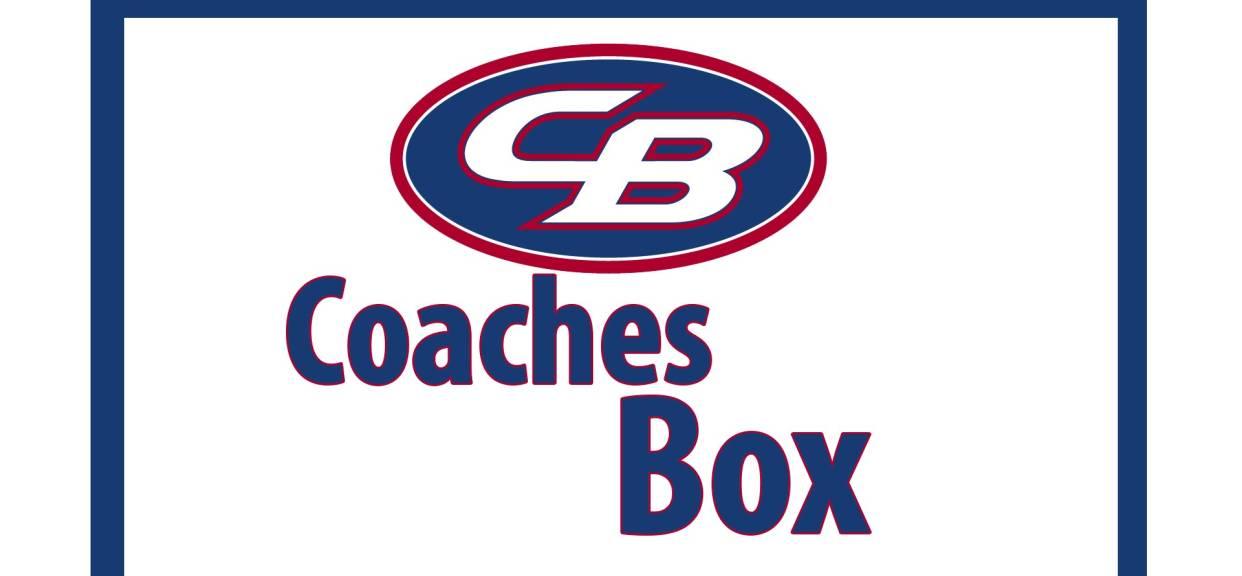 Falcon Sports World- Coaches Box 3/22