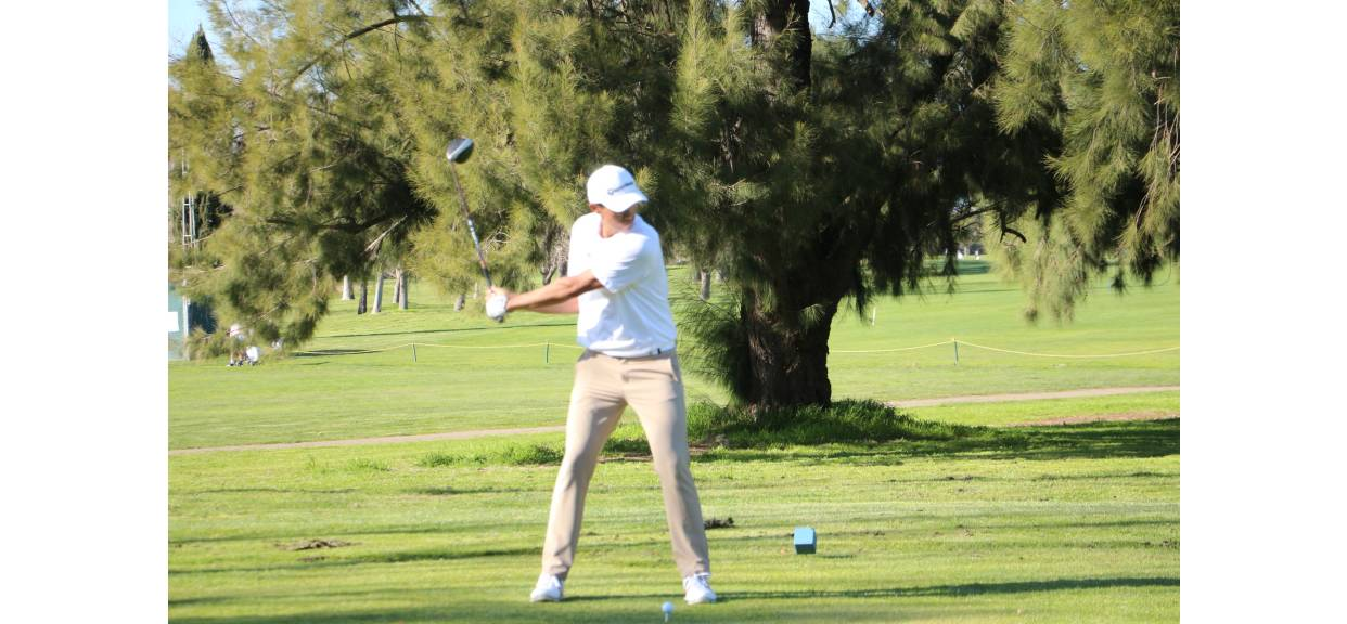 18 Hole Tournament Provides Learning Experience For Men's Golf