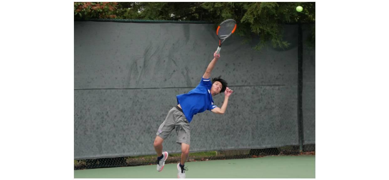 Victory Sends Men's Tennis To Playoffs