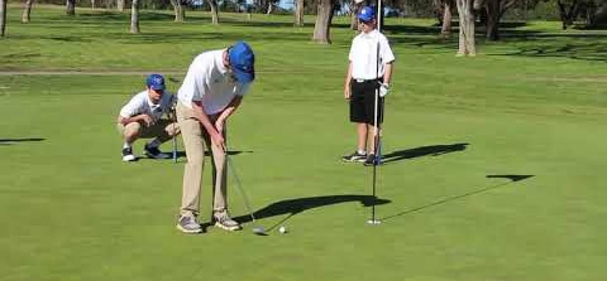 Men's Golf Recap 2019