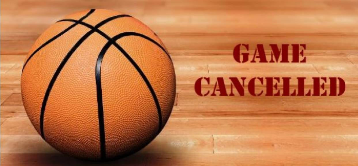 Tonights sophomore game has been cancelled