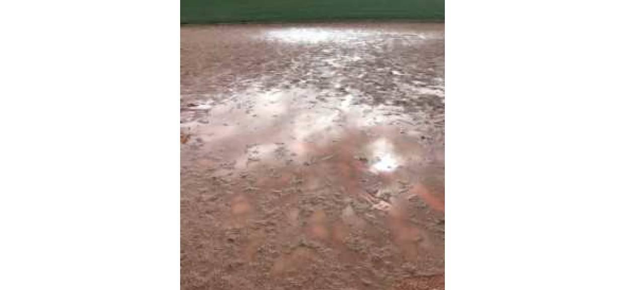 Varsity Softball & Baseball games Cancelled