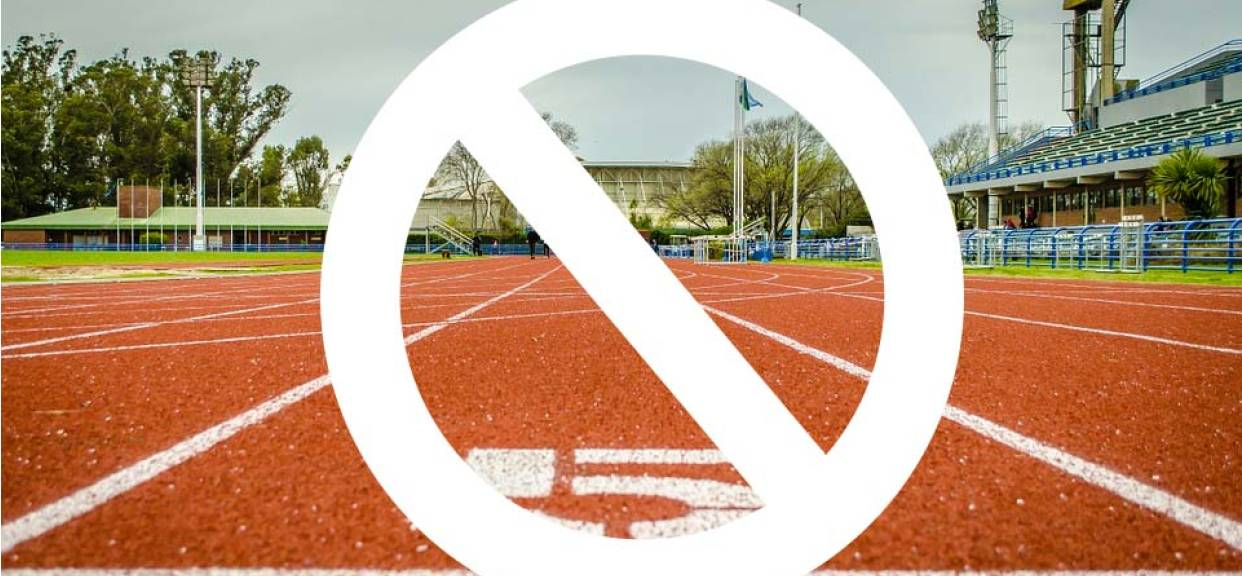 No Track Meet this Saturday