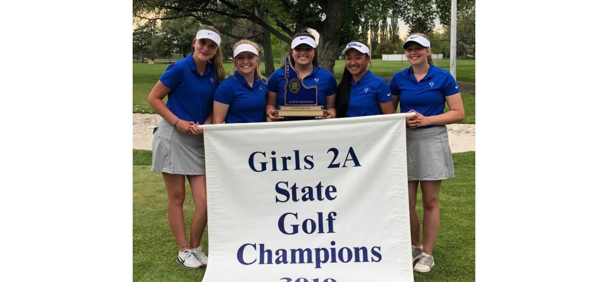 Girls Earn 3rd Straight State Banner