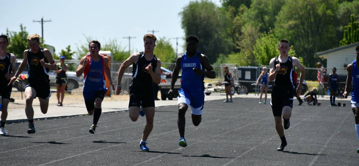 District & State Track Results