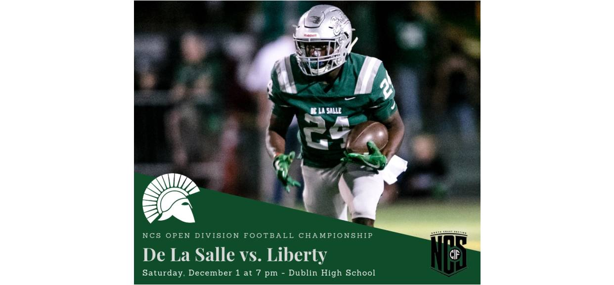 Spartans Play Liberty in NCS Open Division Championship Game