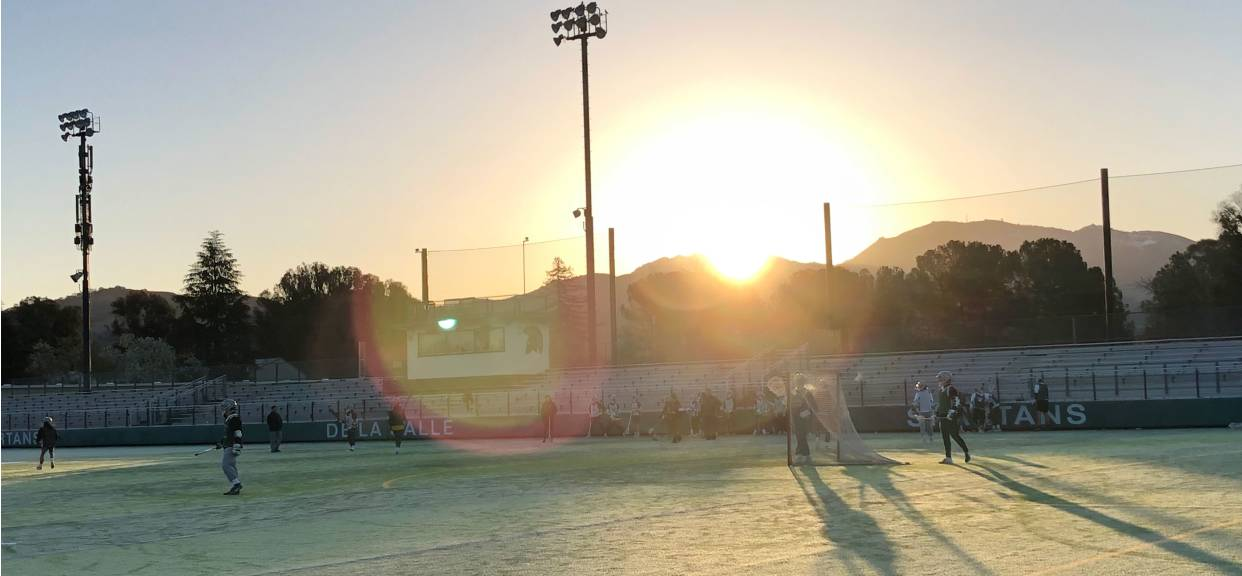 Dawn of 2019 DLS Lacrosse Season