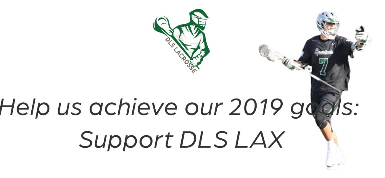 Support DLS Lax - Advertising and Sponsorship opportunities