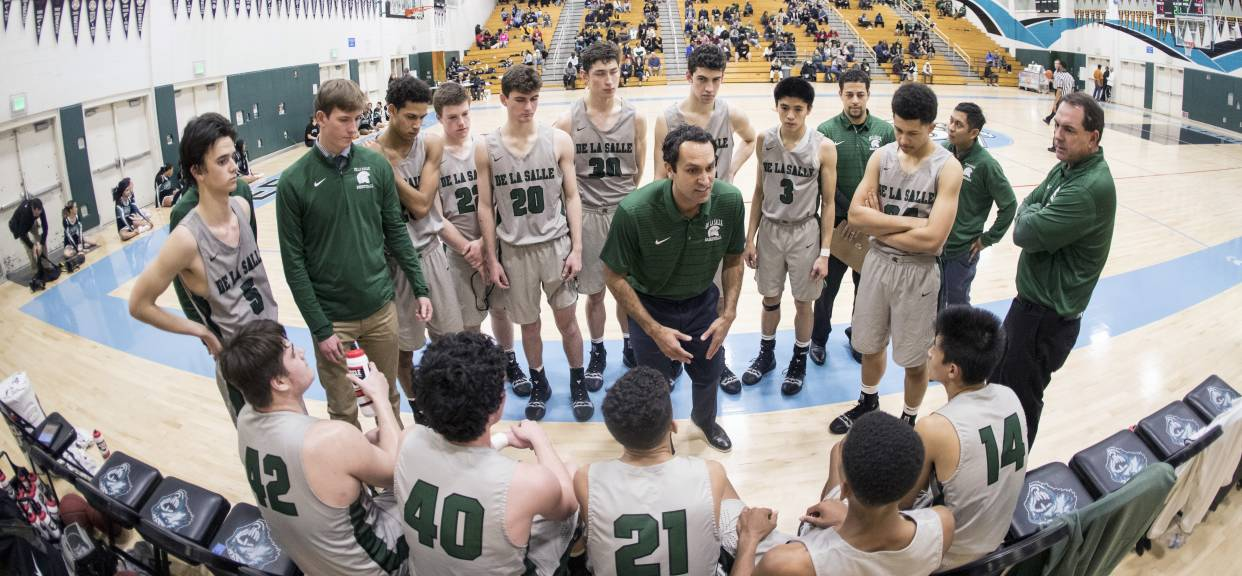Basketball NCS Championship game info - 2/22 @ 8:00 vs. James Logan
