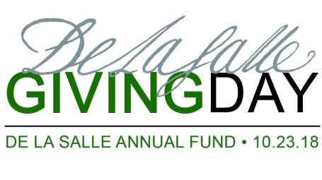 De La Salle Giving Day October 23, 2018