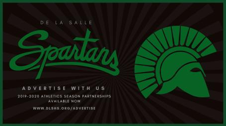 2019-2020 De La Salle Athletics Advertising