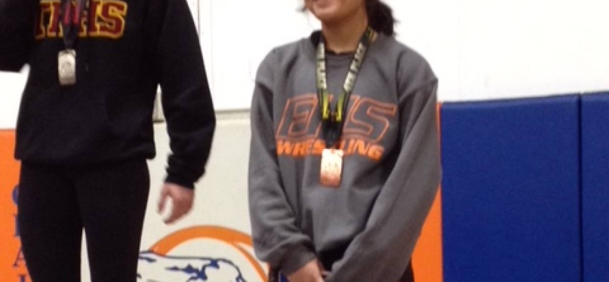 Girl Grapplers Battle it Out at Clairemont