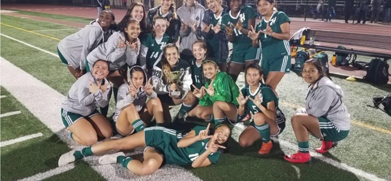 Girls Soccer Wins Vaqueros Tournament