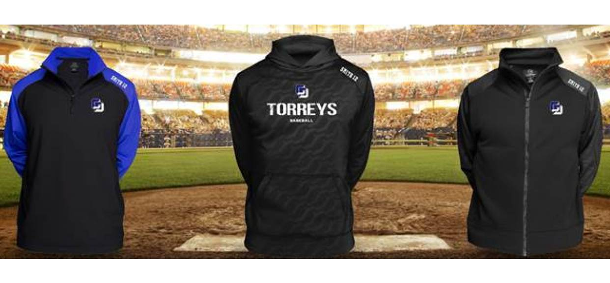 Torrey Baseball Gear is Available (including hats)