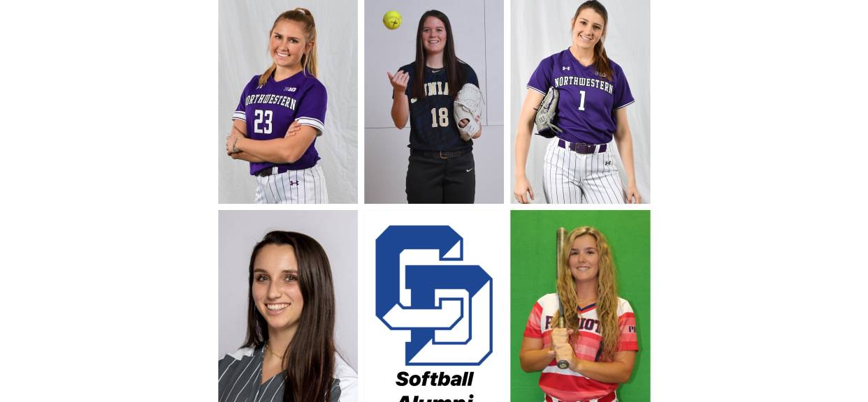 Softball Alums Getting Their College Seasons Started
