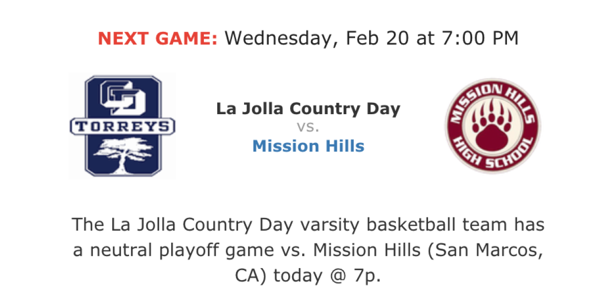 CIF Semifinals Tonight!