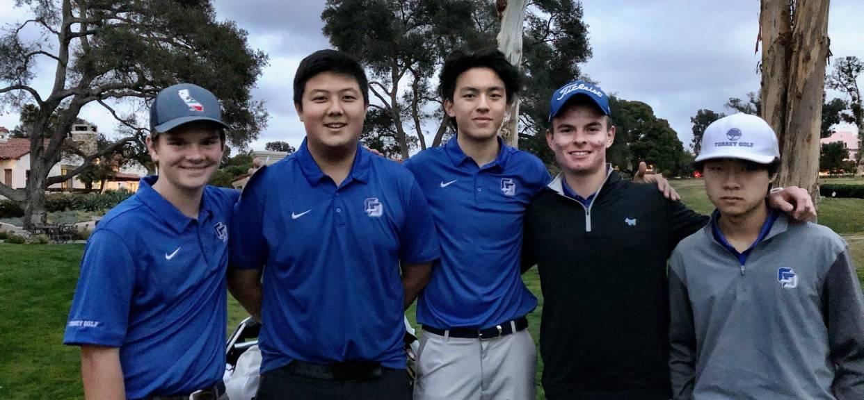 Round 2 @ Rancho Santa Fe Golf Club
