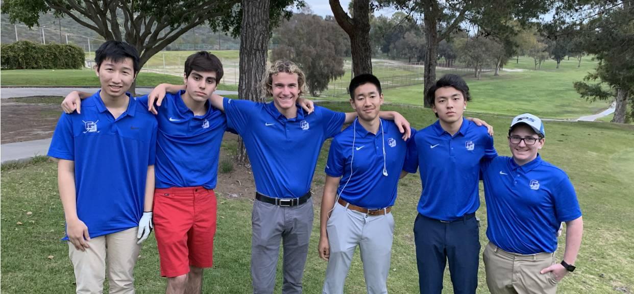 JV Golf Season Tees Off