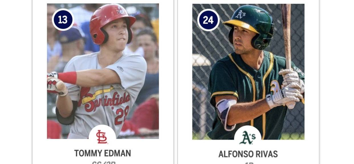 Two Torreys are Top Prospects