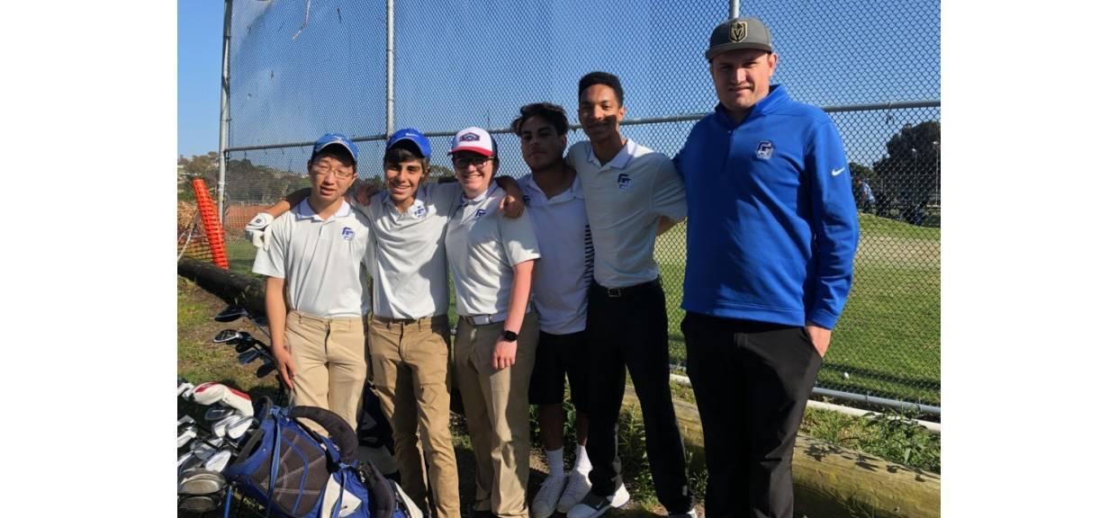 JV Golf closes out the season