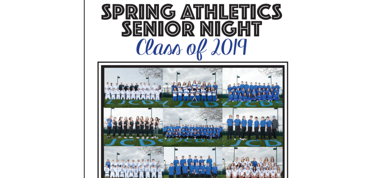 Wednesday is Senior Night!