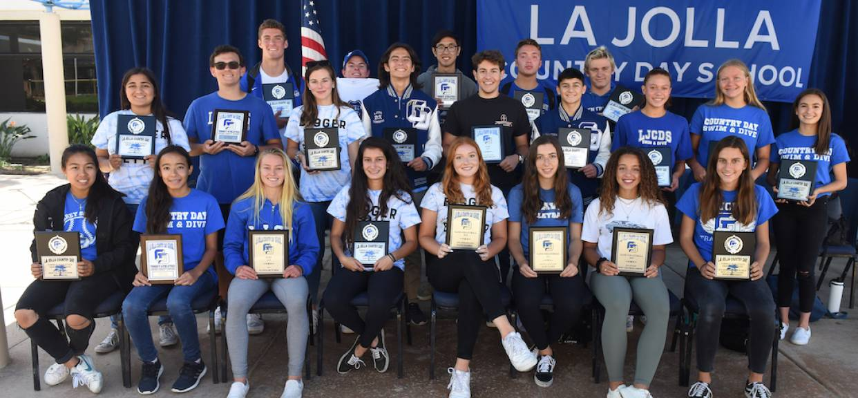 Congratulations to the Spring Award Winners