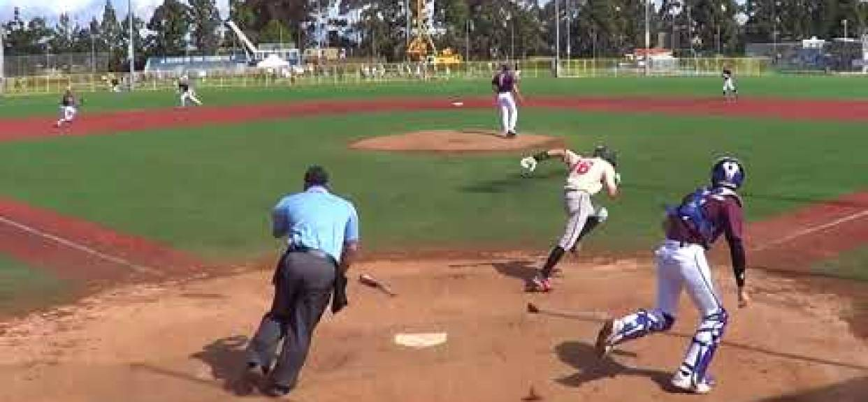 LJCDS Baseball vs Canyon Crest  March 3, 2018