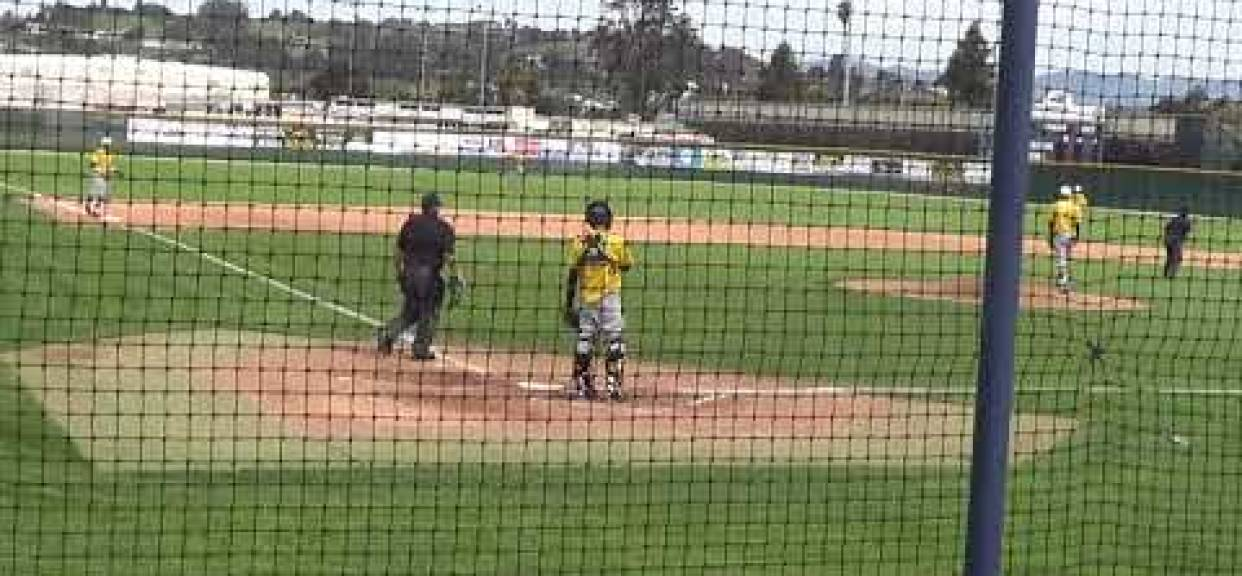 LJCDS Baseball vs Cabrillo  April 5, 2018