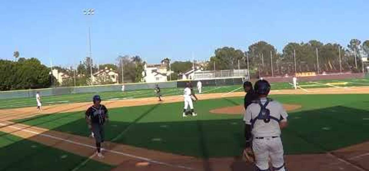 LJCDS Baseball vs Francis Parker  April 13, 2018