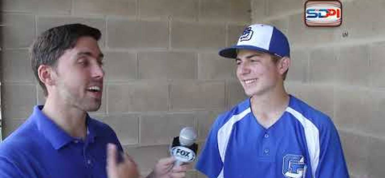 San Diego Top Recruit Liam Greubel from La Jolla Country Day