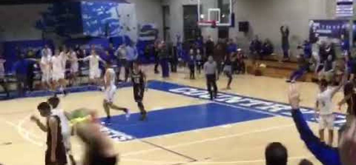 LJCDS Basketball Game Winning Shot vs. Parker 1/18/19