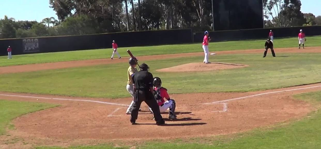 Baseball Highlights vs. Clairemont
