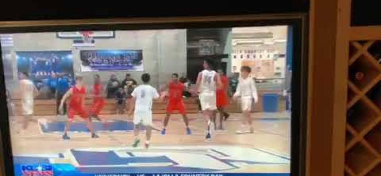 Torrey Men's Basketball on KUSI