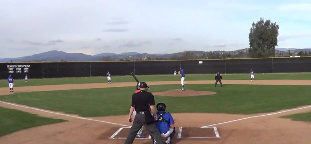 Baseball Highlights vs. Ramona