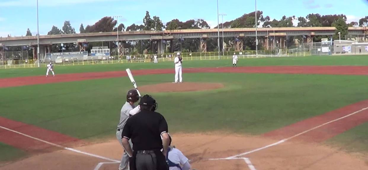 Baseball Highlights vs. Parker