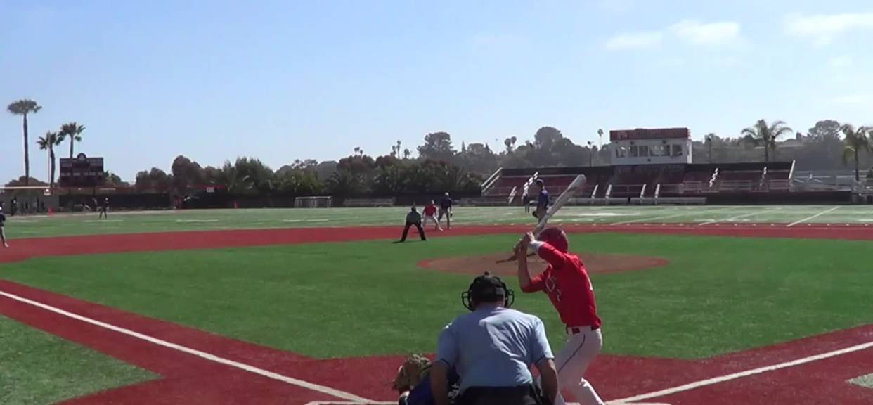 Baseball Highlights vs. Santa Fe Christian (4/24)