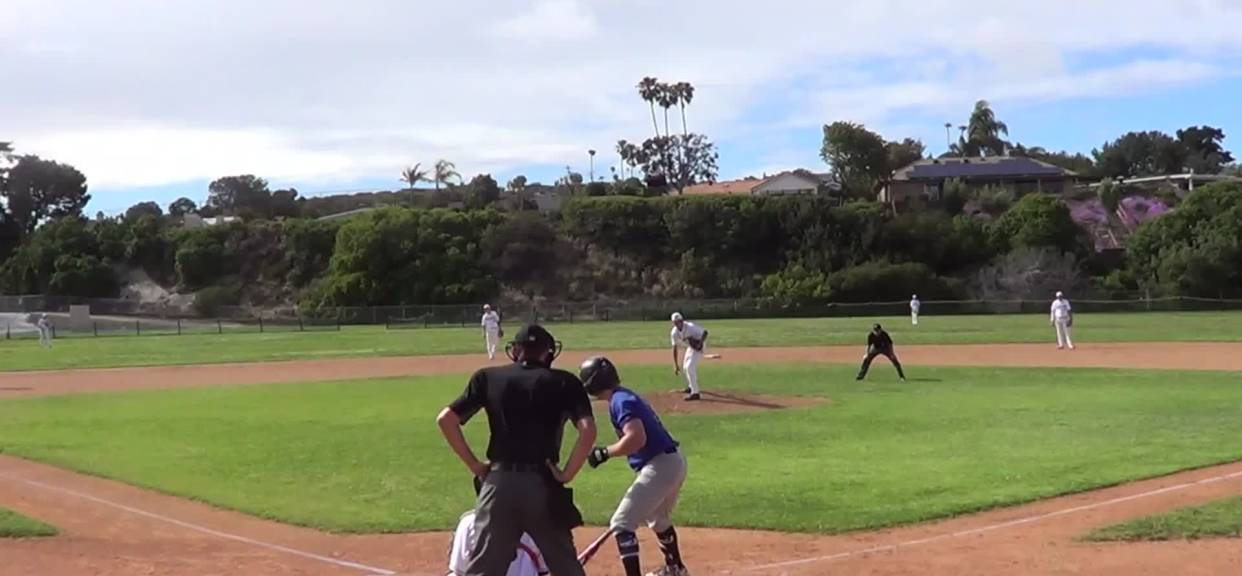 Baseball Highlights vs. Bishop's (5/6)
