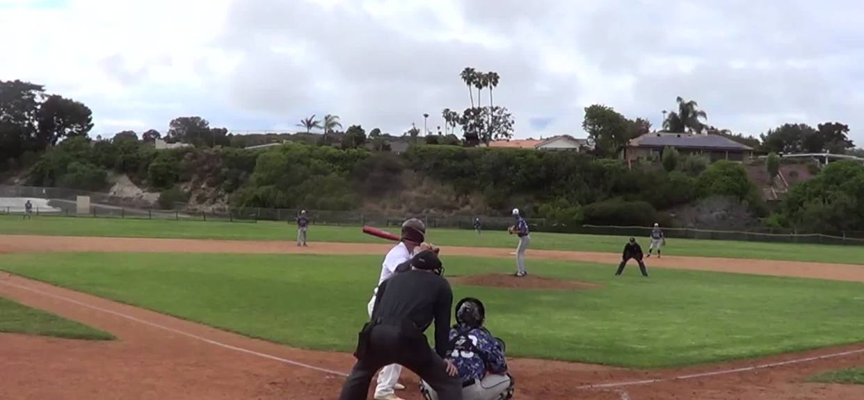 Baseball Highlights vs. Bishops (5/10)