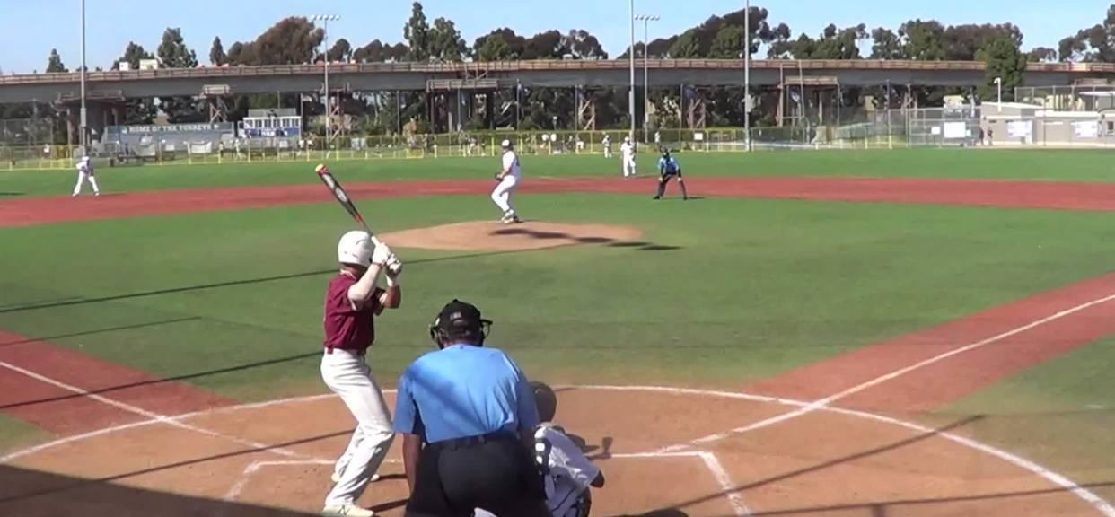Baseball Playoff Win vs. Mission Hills (5/14)