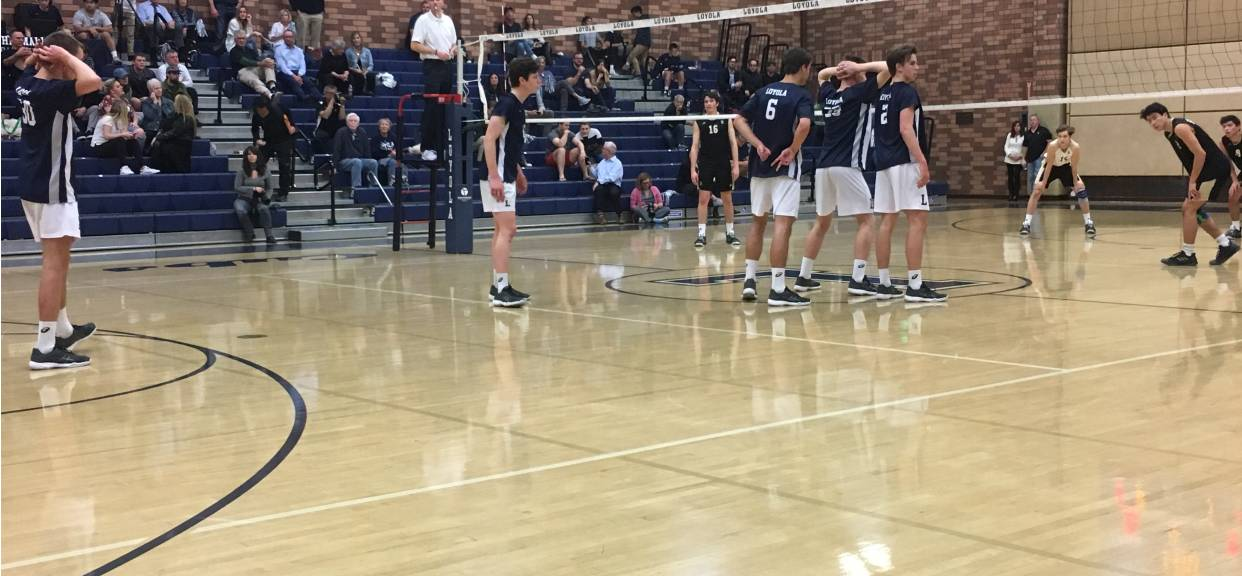 Loyola Finishes Off Servite Friars At Home, 3-1
