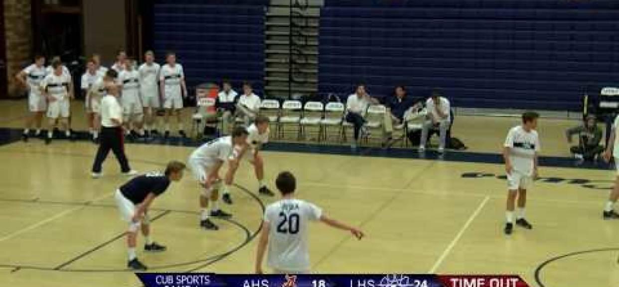 Loyola Varsity Volleyball: 2018 - Alemany HS