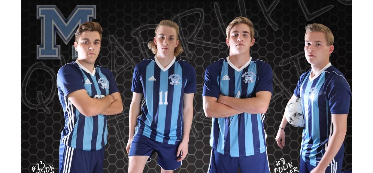 Quads take the Field for Maranatha Soccer