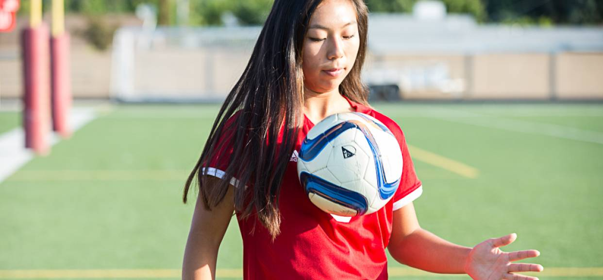 Kayla Sin - Girls Soccer - Winter Sports Player Profile