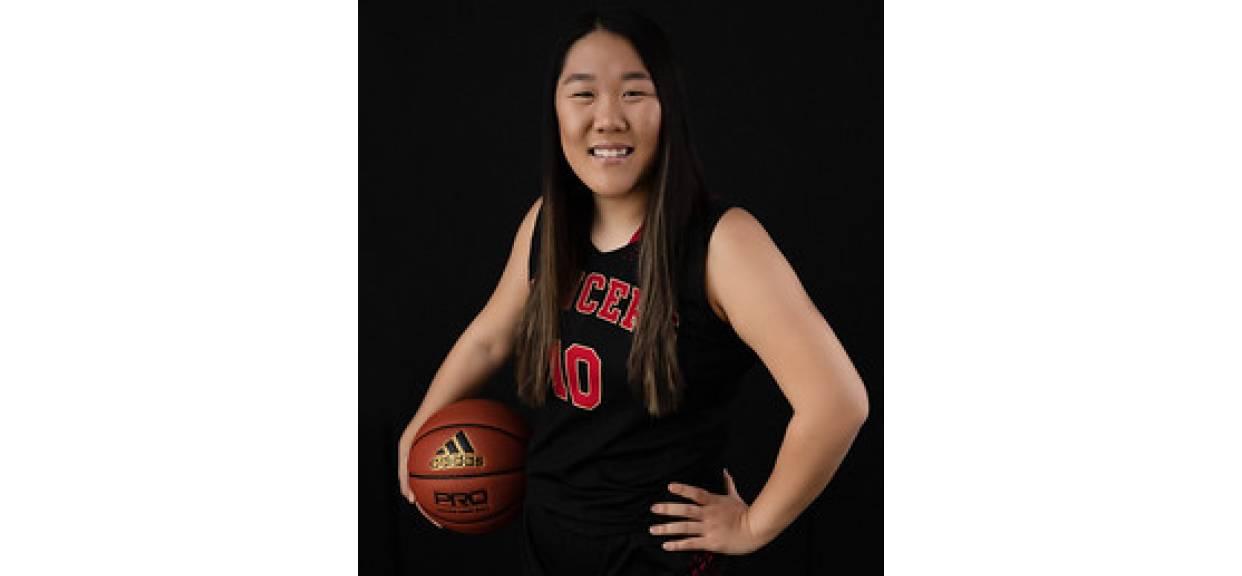 Erica Chung - Girls Basketball - Winter Sports Player Profile
