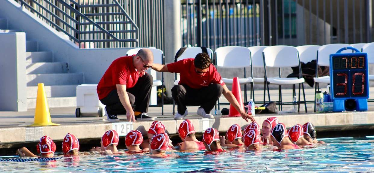 OLu Girls Water Polo Clinch Share of League Title